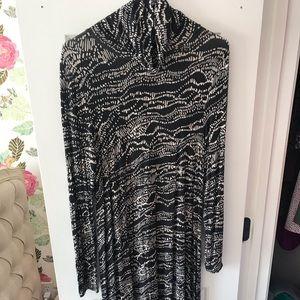 Anthropologie Maeve Knit Dress Women's Large